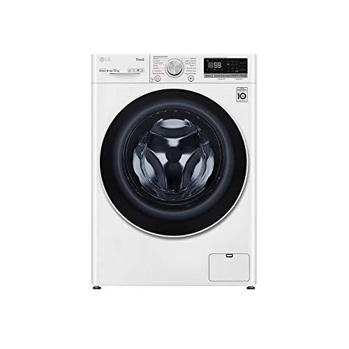 LG F4WV5012S0W Waschmaschine, 12 kg, 1400 U/min, A+++