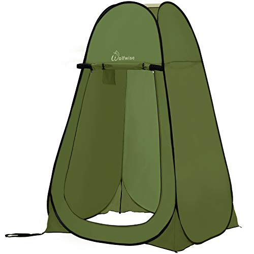 WolfWise Pop-up Shower Tent