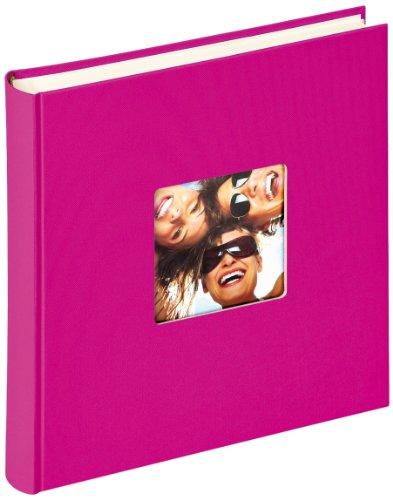 Walther Design FA-208-Q álbum de Fotos Fun, 30 x 30 cm, 100 páginas Blancas,...