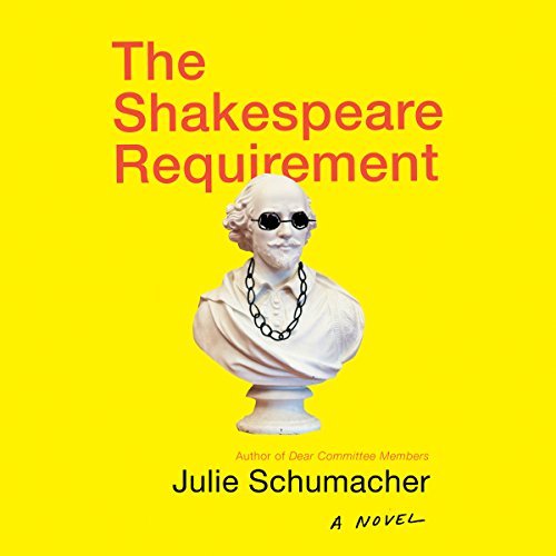 The Shakespeare Requirement audiobook cover art