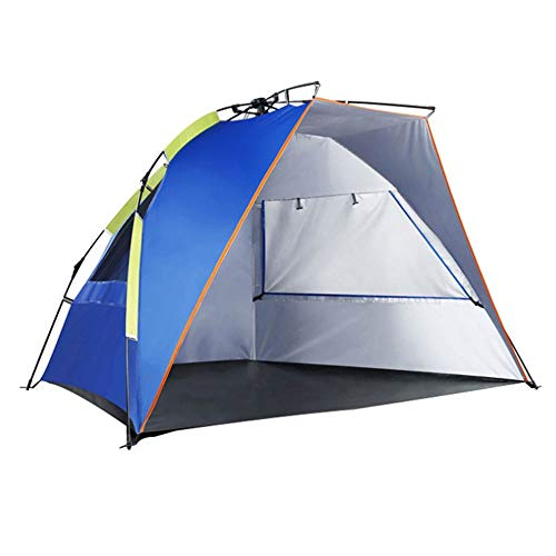 KY Outdoor Camping Tent Beach Camping Festival Dome Tent Sun Shelter 2-4 Man Person Berth Waterproof Dome Tent