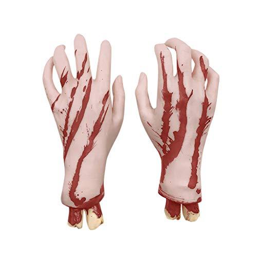 Halloween Severed Hands