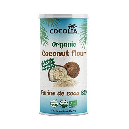 COCOLIA Farine de Coco - 100% BIO