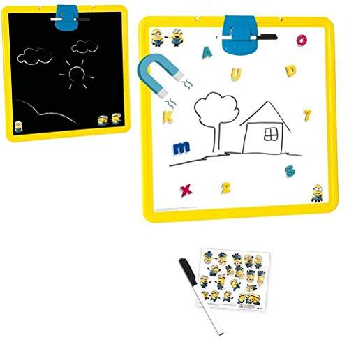 Smoby – 28025 tableau d'affichage magnétique et accessoires
