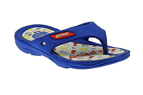 Peppa Pig Infra George Tongs Neuf Taille 24 Chaus.