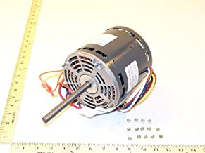 Ruud 51-25327-01 Blower Motor 3/4 HP 1075 RPM 3-Speed for Gas Furnace Series RGLS, RGPS, 80LS, and More