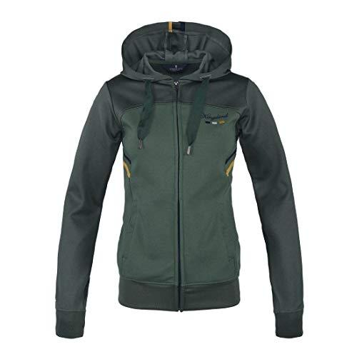 Kingsland Barisa Ladies Sweatshirt Green Cilantro/Small