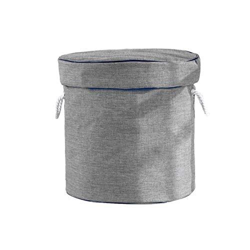 Renxiaoliangqhdz Bolsa de Almacenamiento de Juguete Bolsa de Juguete Bolsa de Bolsillo Bolsa de Juguete Deslizante Limpieza y Almacenamiento contenedor multifunción 1.5 m Almohadilla (Color : Gray)