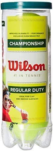 Bolas De Tênis Wilson - Championship Regular Duty