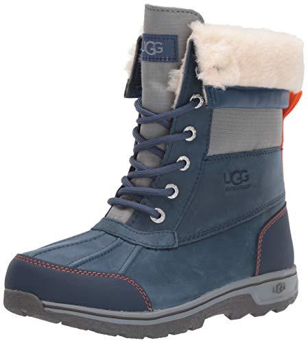 UGG Kids' Butte II Cwr Boot, Ensign Blue, 5 M US Big Kid