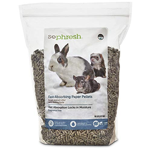 Petco Brand - So Phresh Paper Pellet Small Animal Litter, 10 lbs.
