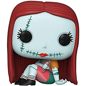 Funko Pop! Disney: The Nightmare Before Christmas - Sally Sewing Vinyl Figure - 41echMWUN9L - Funko Pop! Disney: The Nightmare Before Christmas – Sally Sewing Vinyl Figure