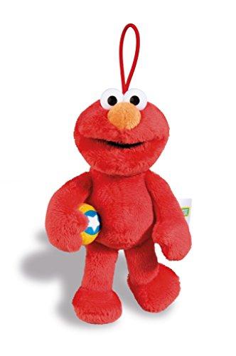 NICI 41965 Monster Elmo Sesamstraße Anhänger, rot, 15 cm