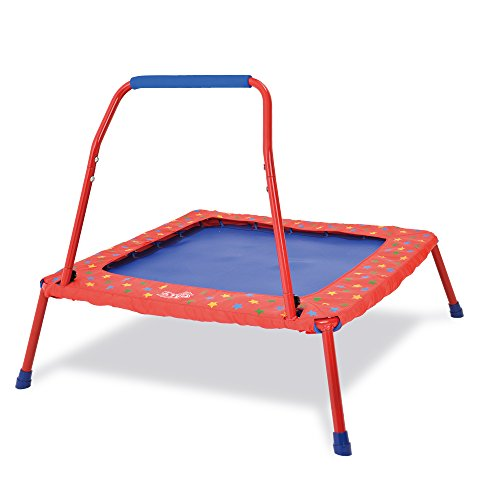 Galt Toys, Folding Trampoline, Kids Trampoline, Ages 3 Years Plus