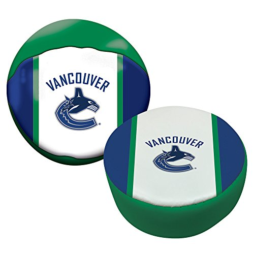 Franklin Sports NHL Equipo Autorizado Suave Deporte Juego de Pelota y Puck, 74520F05K2, Team Specific