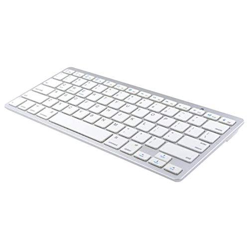 Viudecce Tastiera Senza Fili Ultra-Sottile Tastiera 3.0 per iOS Serie