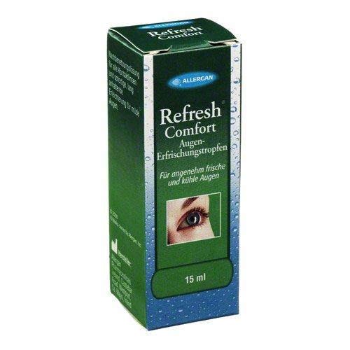 REFRESH Comfort Augen-Erfrischungstropfen 15 ml