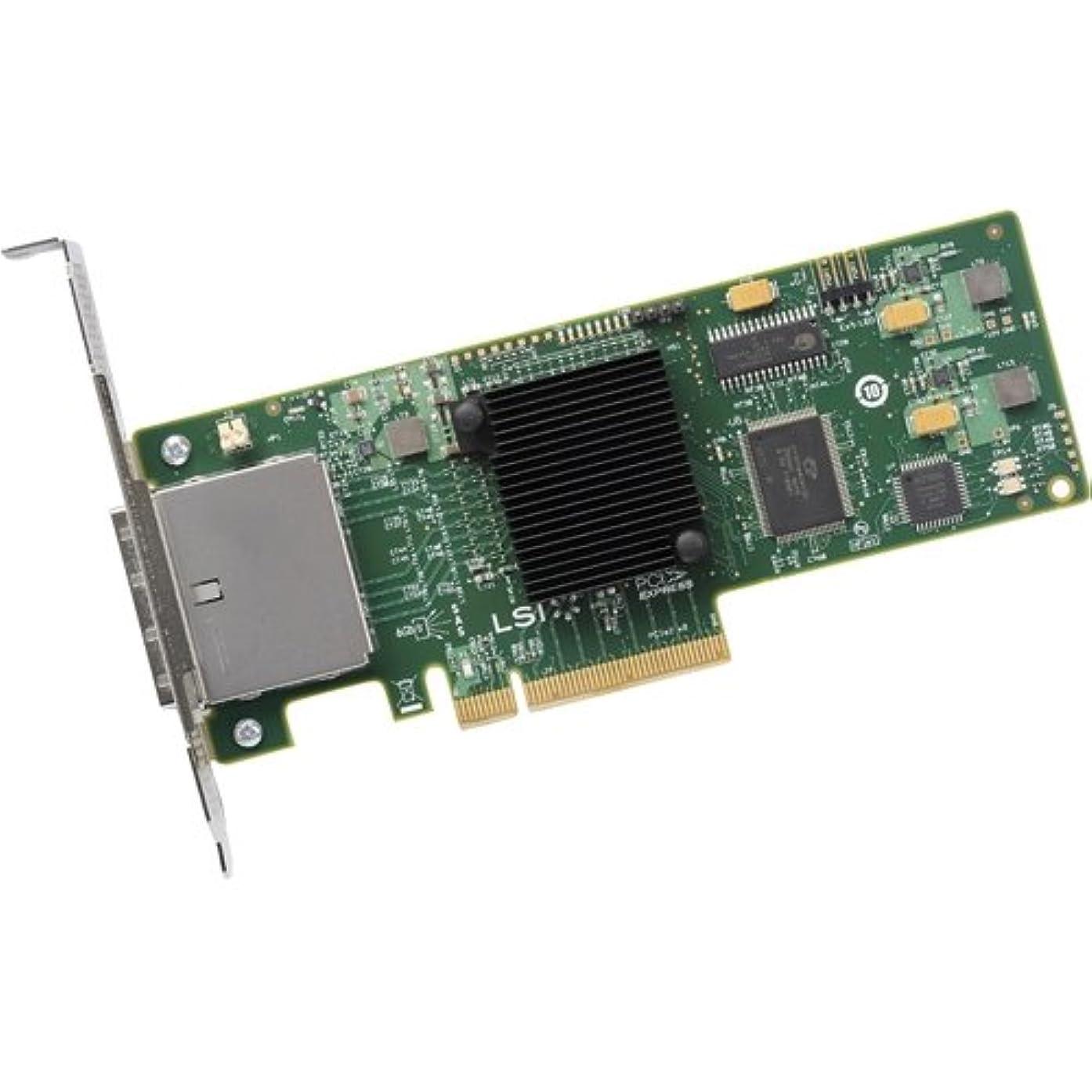 LSI Logic SAS9200-8E 8PORT Ext 6GB Sata+SAS Pcie 2.0