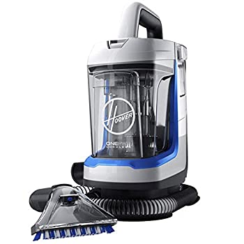 Hoover Onepwr Spotless Go Cordless Carpet and Upholstery Spot Cleaner Portable Lightweight BH12010 White