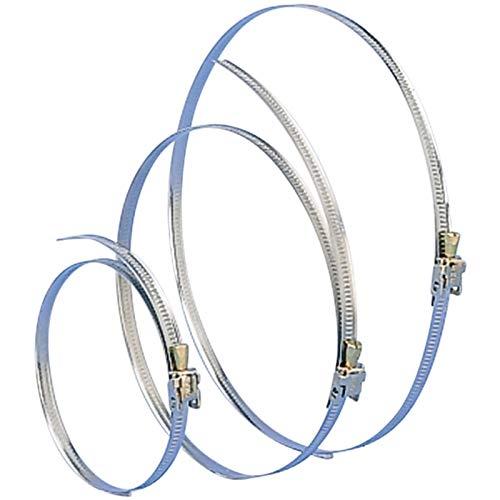 Colliers de serrage de diamètres variables - Diamètre maxi : 170 mm - UNELVENT