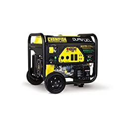 Champion Power Equipment 100165 9375/7500-Watt Dual Fuel Portable...