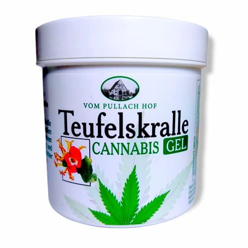 Crema/gel de CAÑAMO CANNABIDOL   Reparador de musculos y articulaciones con aceite de Cannabis natural   Cannabix crema para el alivio de pies, hombros y cualquier músculo  Calidad Alemana