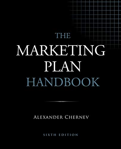 Compare Textbook Prices for The Marketing Plan Handbook  ISBN 9781936572670 by Chernev, Alexander