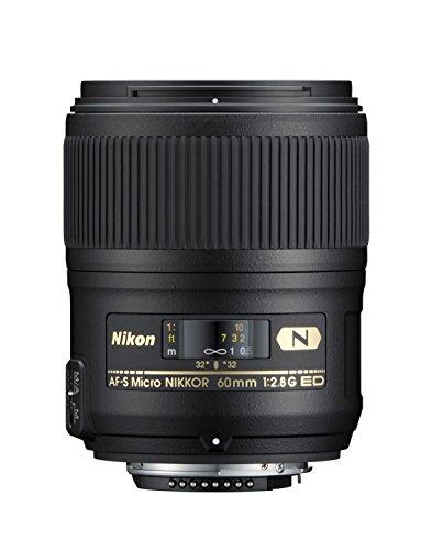 Obiettivo Macro Nikon 60mm f/2,8