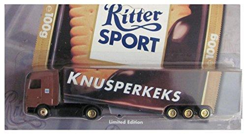 Ritter Sport Nr.03 - Knusperkeks - MB Actros - Sattelzug