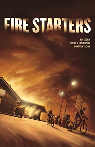 Fire Starters (English Edition)