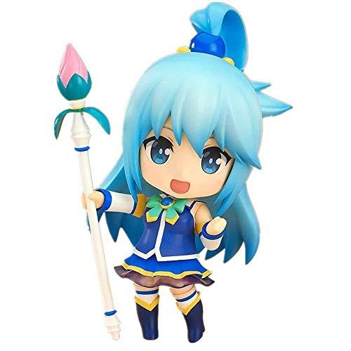 lkw-love Neue Konosuba Figur Aqua Figur Q Style Anime Figur Action Figur