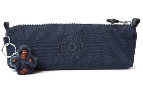 Kipling Freedom Pen Case/Cosmetic Bag, True Blue, One Size