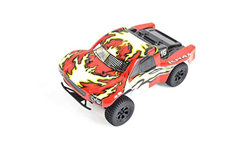 Amewi 22108 - Mini Auto da Corsa Realizzata in Scala 1:18, 2.4 GHz, 4WD, RTR
