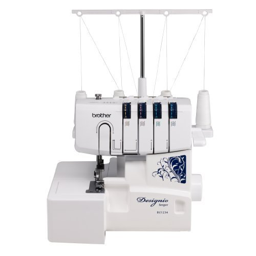 Brother Designio Series DZ1234 Serger by Brother