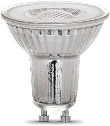 Feit Electric Enhance MR16 GU10 LED Bulb Bright White 50 Watt Equivalence 6 pk product image