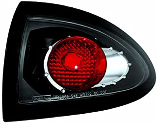 IPCW CWT-CE306CB Crystal Eyes Bermuda Black Tail Lamp Outer Piece - Pair