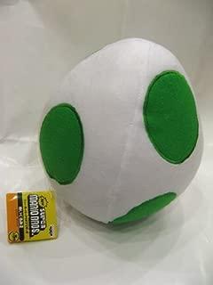 SUPERMARIOBROS: Super Mario White Yoshi Egg Plush