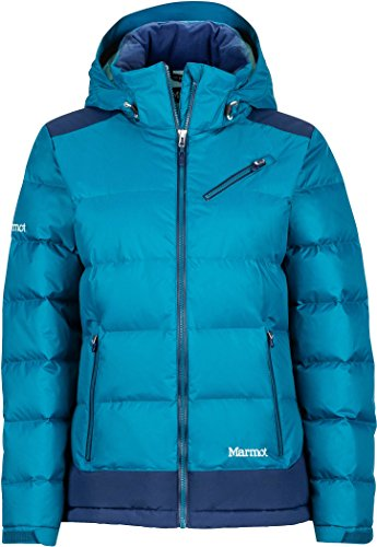 Marmot Damen Skijacke Sling Shot Jacket, Late Night/Arctic Navy, XS, 76200-3731-2