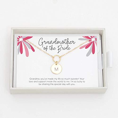 Muse Infinite Grandmother of The Bride Gift to Grandma Wedding Gift for Grandma of The Bride Grandmother Wedding Gift Grandmother Gift