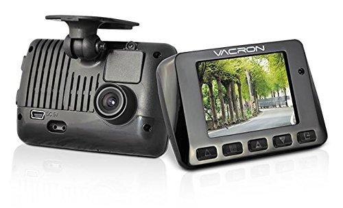 Vacron vvg-cbn13g FullHD Single Lens Car Black box/Car DVR Recorder, sensore G, LCD 6,3cm, 16GB SD Card included, fino a 128GB di sostegno, GPS