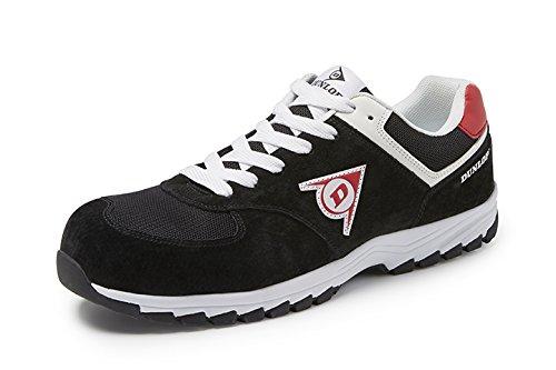 Dunlop ARRO00390 Flying Arrow Halbschuh Sicherheitssneaker S3, 39, Schwarz