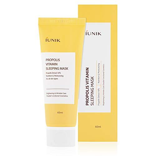 iUNIK Propolis Vitamin Sleeping Mask 60 ml