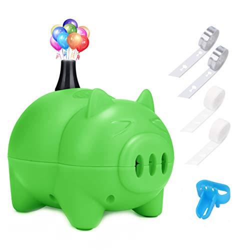 Electric Balloon Pump Portable Balloon Inflator Now $20.39 (Was $28.99)