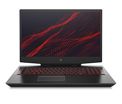 OMEN 17-cb1278ng (17,3 Zoll / FHD IPS 144Hz) Gaming Laptop (Intel Core i7-10750H, 32GB DDR4 RAM, 1TB HDD, 512GB SSD, Nvidia GeForce RTX 2070 Super 8GB GDDR6 + G-SYNC, WiFi6, BT 5, Windows 10) schwarz