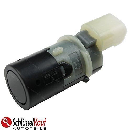 KONIKON PDC Parksensor Einparkhilfe Sensor Ultraschallsensor 66206911831 66206989067 66216938737 Neu passend für BMW E46 (Bj. 2001-2005)