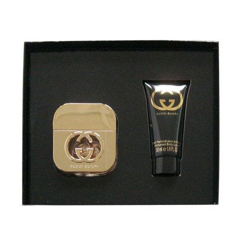 Gucci Guilty femme/woman, Geschenkset (Eau de Toilette, 30 ml mit Bodylotion, 50 ml), 1 Set