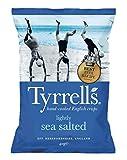 Tyrrells Chips Lightly Sea Salted   40g