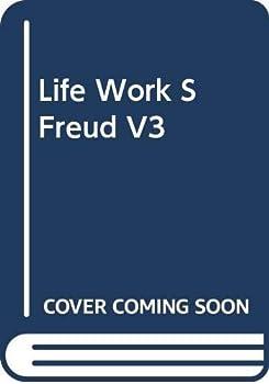 Hardcover Life Work S Freud V3 Book