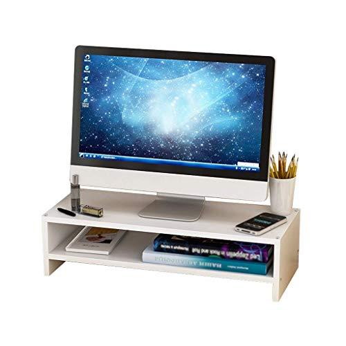 Monitor Stand desktop computer beeldscherm houder Storage Rack Office Desktop Keyboard Storage Storage Shelf Display Hubger (kleur: B Maat: 3) 1-b