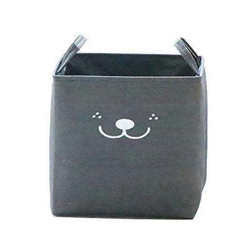 YuoungYuan Cajas de almacenaje Decorativas Carton Caja Juguetes almacenaje Ropa Caja de...
